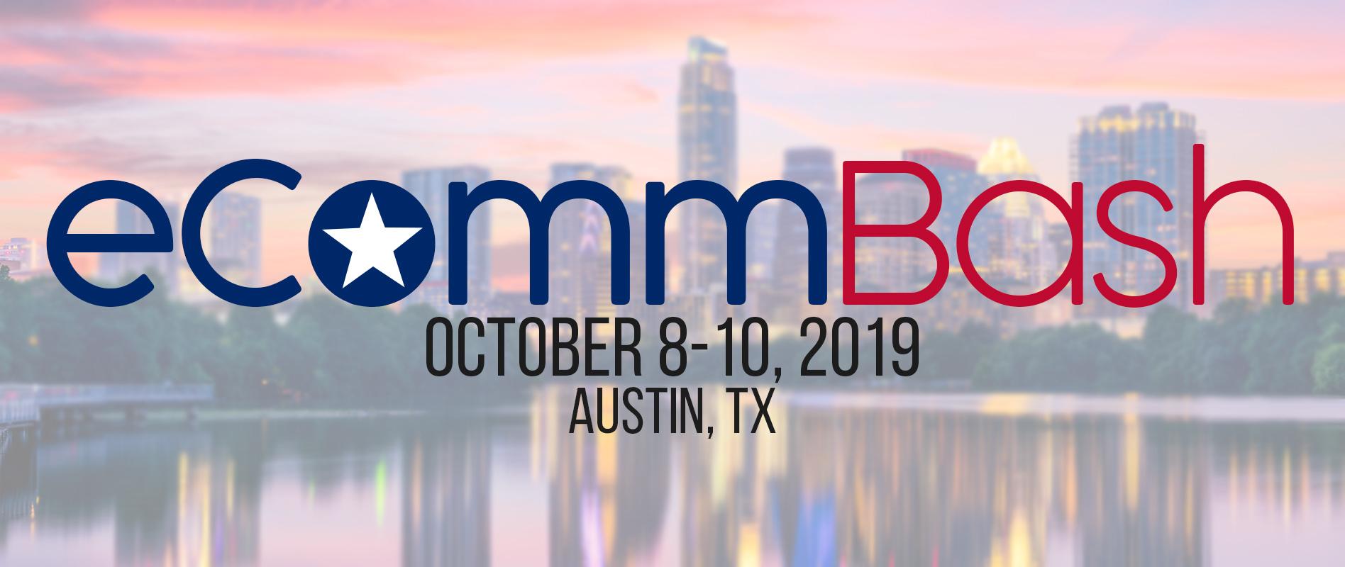 eCommBash 2019 - eCommerce & Digital Marketing Conference